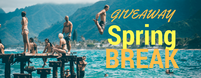 Spring Break Giveaway: Style Your Crew