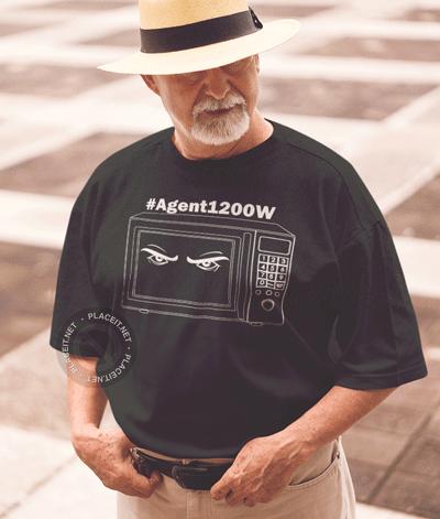 #Agent1200W – TeeRump Tees
