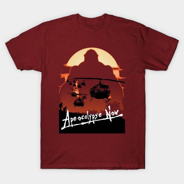 Ape-ocalypse Now! T-Shirt