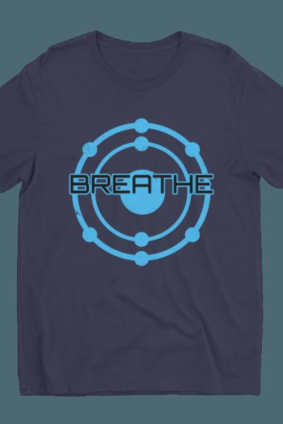 Breathe Oxygen Scientific T-shirt