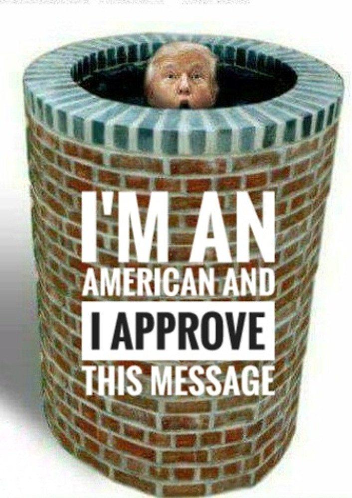 Build the Wall Around Trump