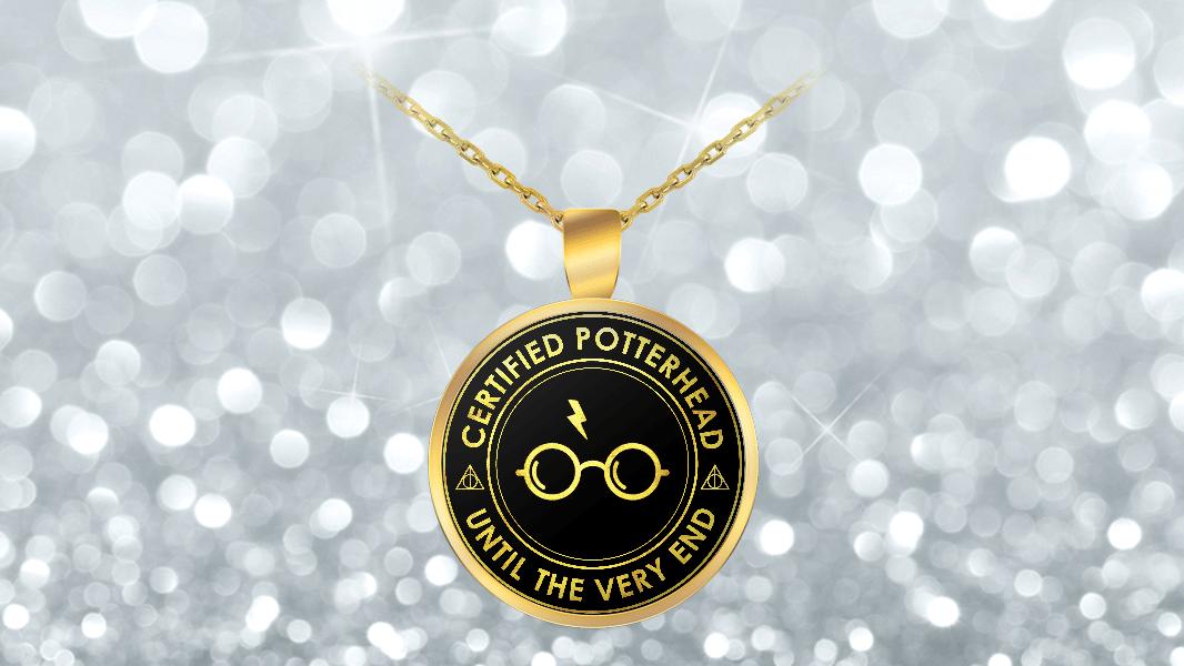 Certified Potterhead Necklace