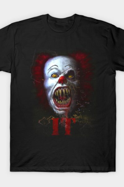 Clown of Nightmares T-Shirt