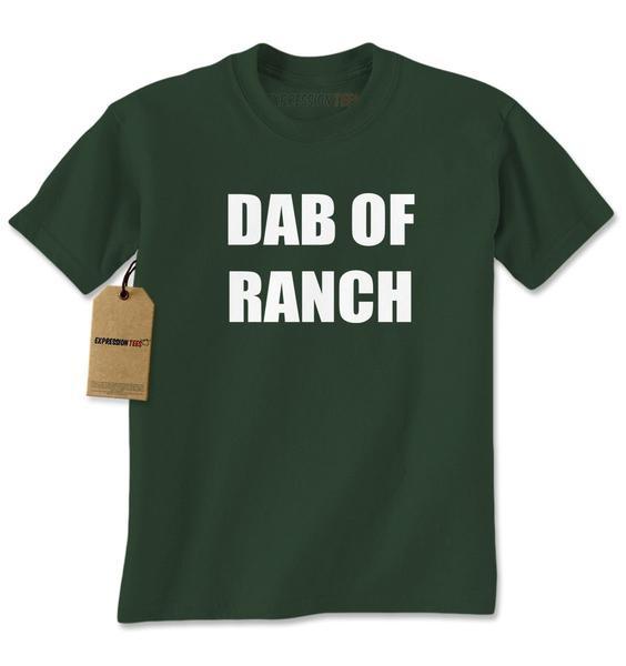 Dab Of Ranch Mens T-shirt