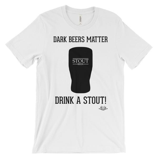 Dark Beers Matter Drink Stout