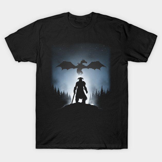 Dragon Hunting T-Shirt