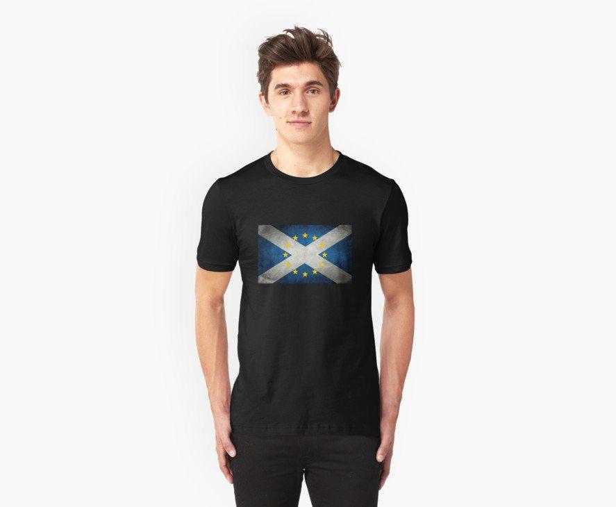 EU/Scotland Flag