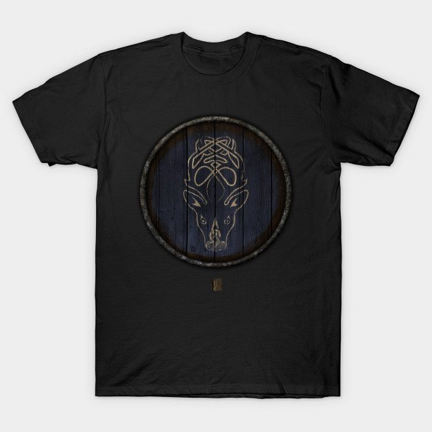 Falkreath SHIELD SKYRIM T-Shirt