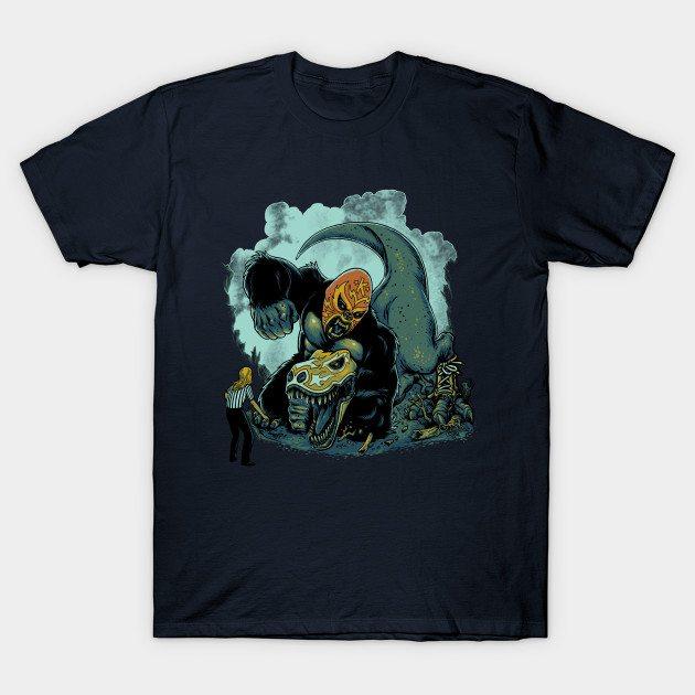 Giant Battle T-Shirt