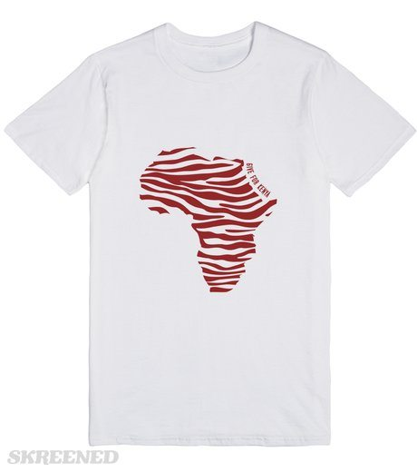 Give for Kenya T-shirt | T-Shirt | SKREENED