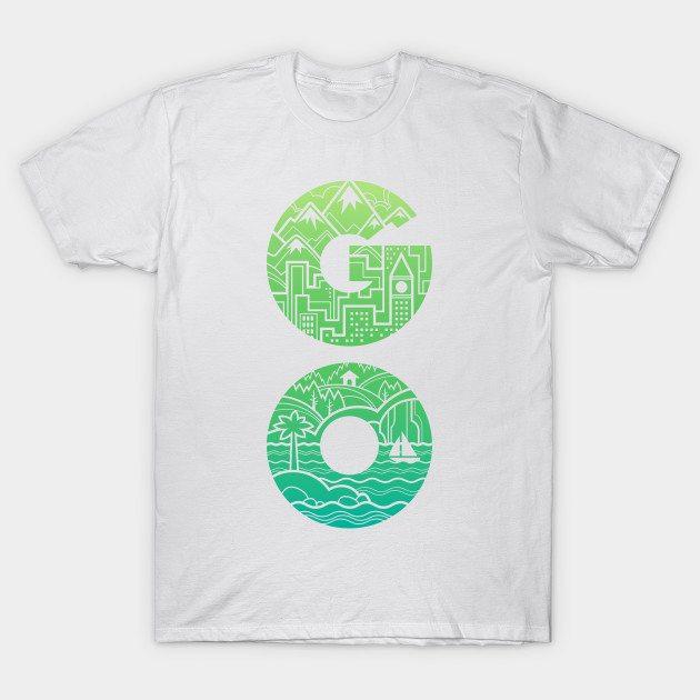 GO T-Shirt