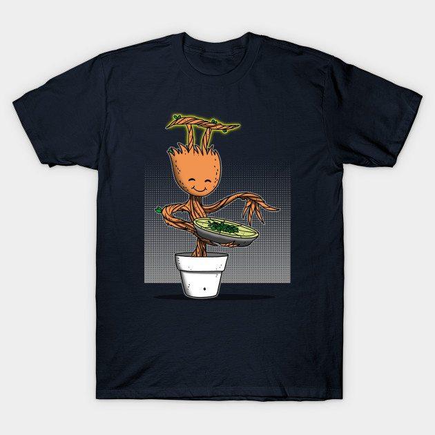 Groot likes Pi/Pie T-Shirt