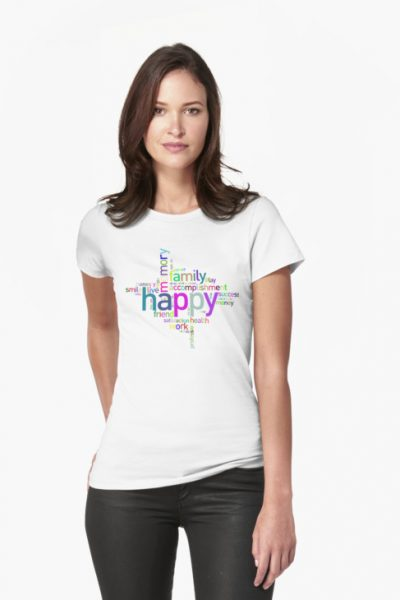 Happiness Word Cluster