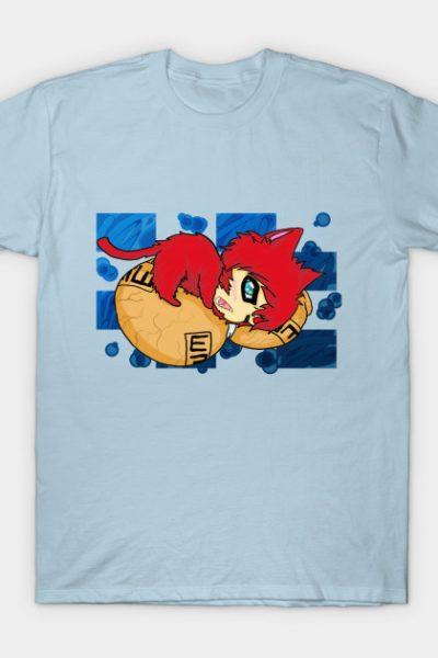 Kitten Gaara T-Shirt