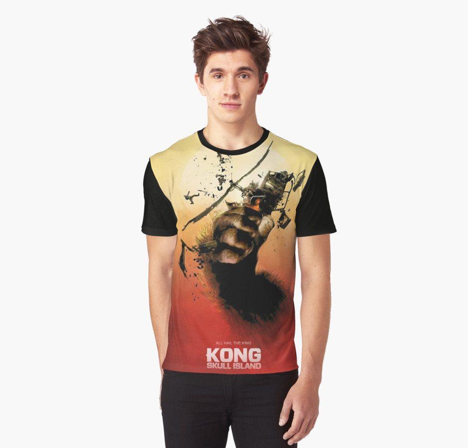 Kong Hail The King