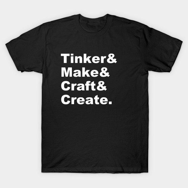 Maker List T-Shirt