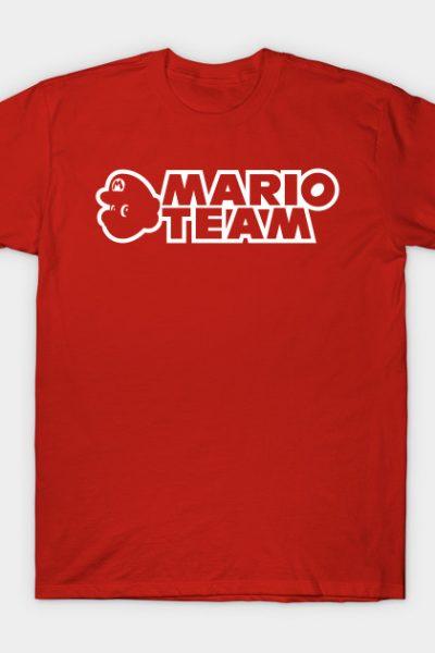 Mario Team T-Shirt