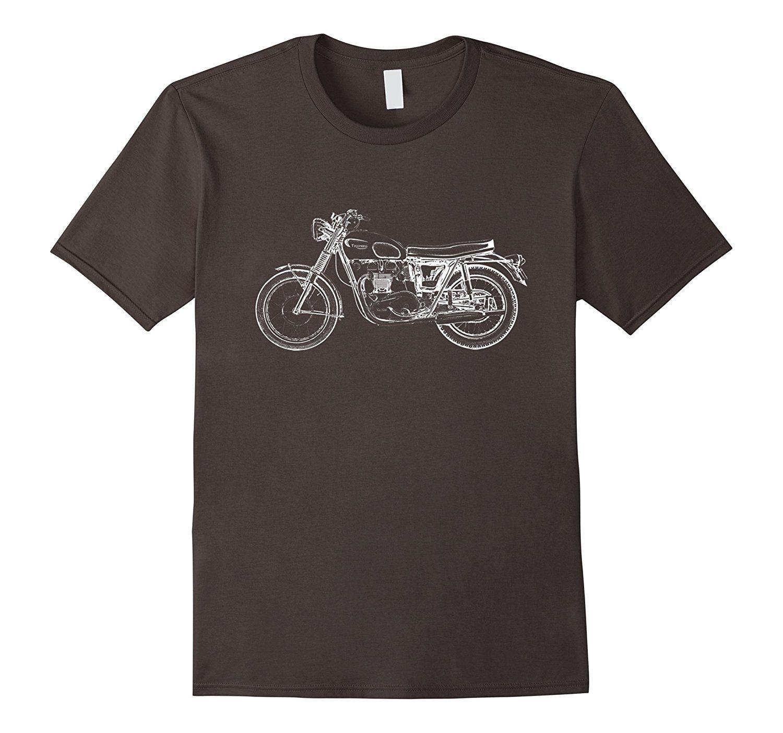 Men's Vintage Classic Motorcycle