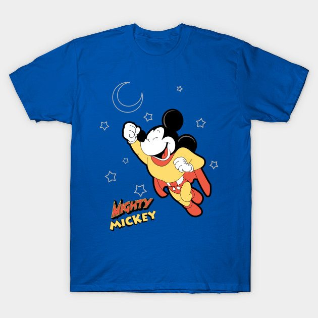 Mighty-Mickey T-Shirt