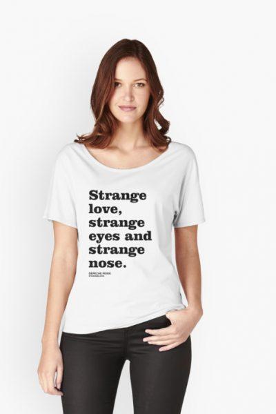 Misheard Lyrics – Strangelove