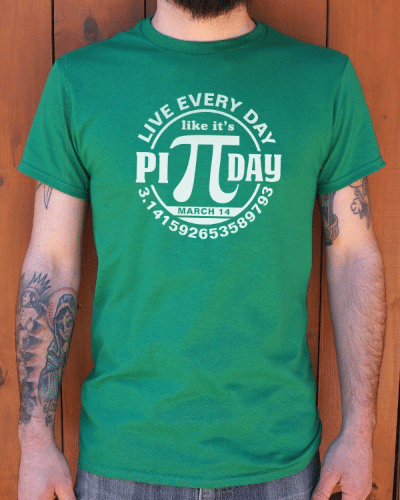 Pi Day Every Day