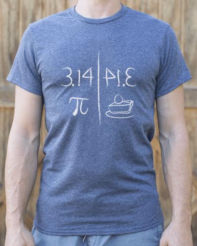 Pi Mirrors Pie