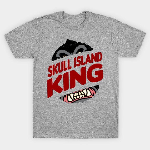 Skull Island King T-Shirt