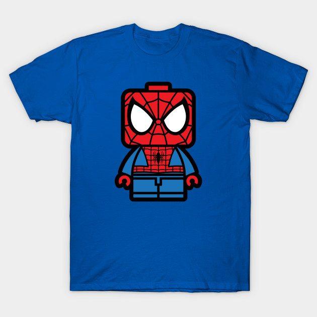 Spidey Chibi Man T-Shirt