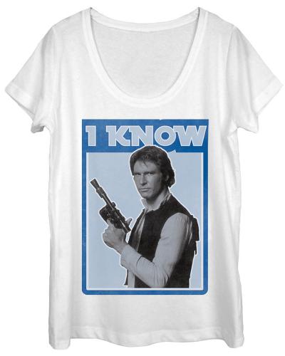 Star Wars – Han Love Adult T-Shirt