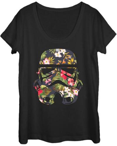 Star Wars – Storm Flowers Adult T-Shirt