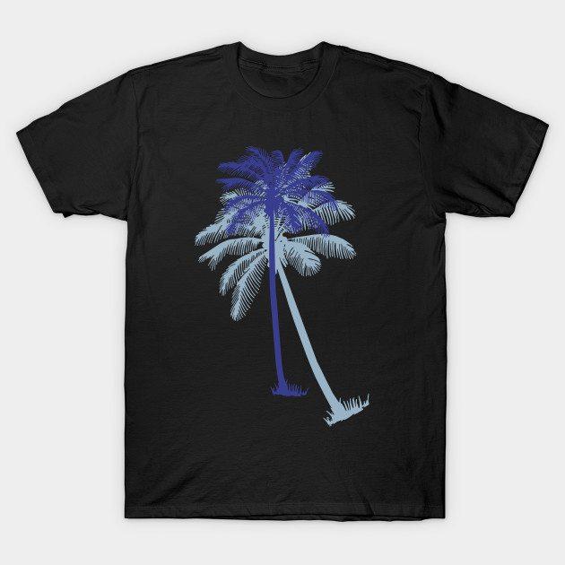 Swaying Palmtrees T-Shirt