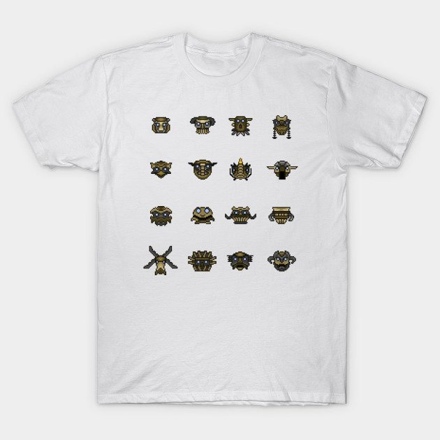 The 16 Colossi II (#2) T-Shirt