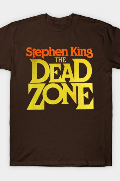 The Dead Zone – King First Edition Series T-Shirt