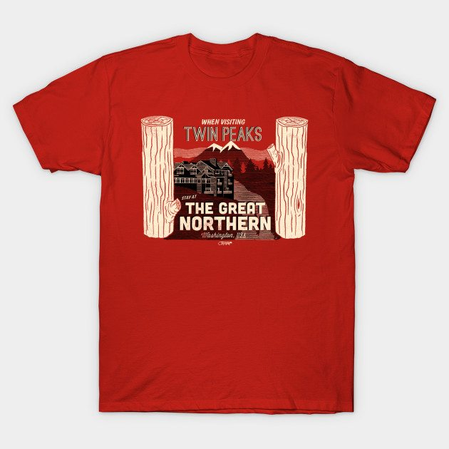 The Great Northern Hotel T-Shirt