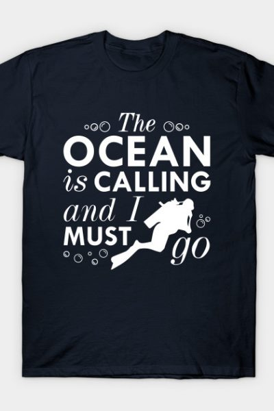 The Ocean Is Calling T-Shirt