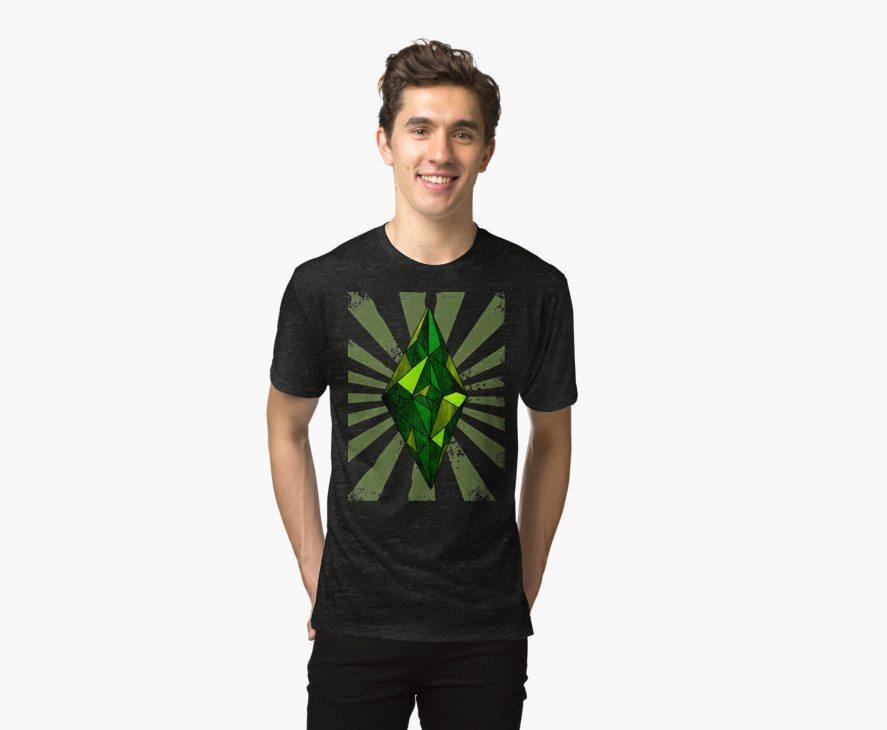 the Sims diamond