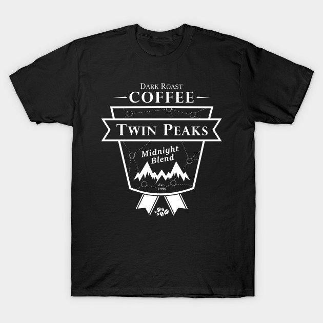 Twin Peaks Dark Roast T-Shirt