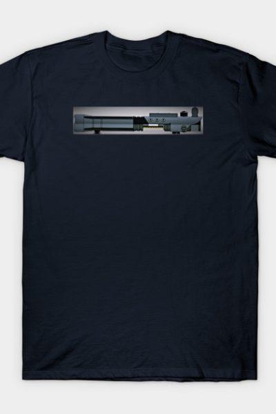 Vader's Secret Apprentice Lightsaber T-Shirt