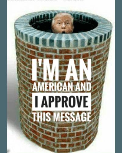 Wall Around Trump