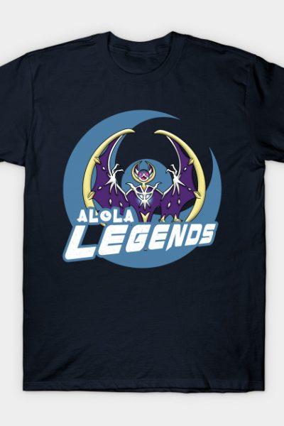 Alola Legends Pokémon Moon