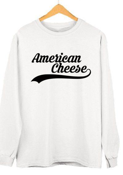 American Cheese Sweater