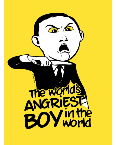 Angriest Boy in the World