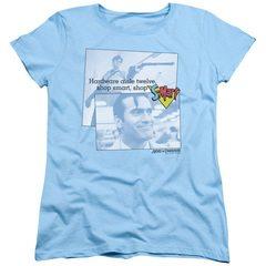 Army of Darkness Hardware Aisle Twelve, Shop Smart, Shop S-Mart Women's T-Shirt