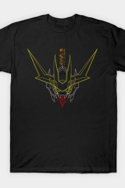 Barbatos Lupus Rex LineArt T-Shirt