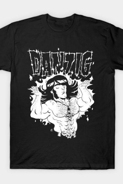 Beautiful Hair Danzig T-Shirt
