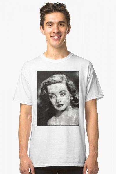 Bette Davis Vintage Hollywood Actress