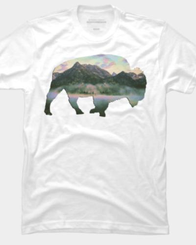 Buffalo Mountain Tee