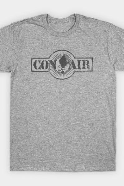 Con Air – worn look