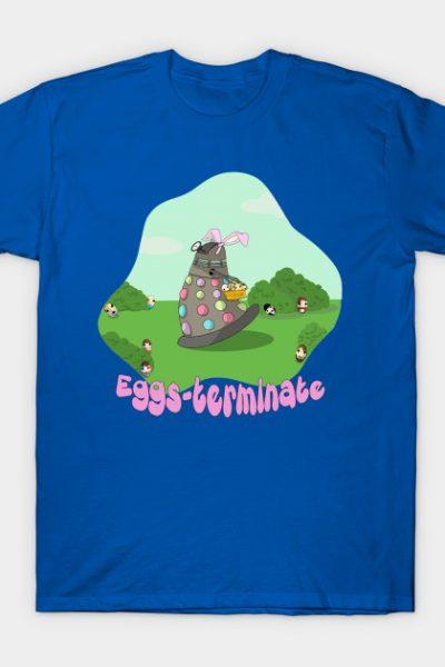 Dalek EggsTerminate Dr. Who T-Shirt