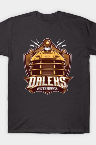 Daleks Team T-Shirt
